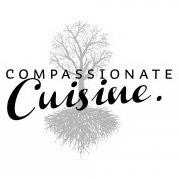 Compassionate Cuisine Blogo - Logo