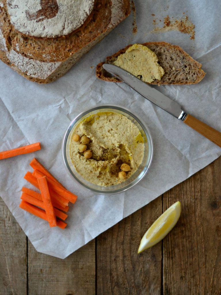 Compassionate Cuisine - Receitas vegetarianas - Hummus