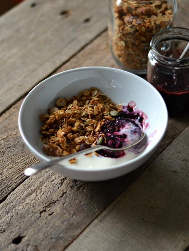 Compassionate Cuisine - Receitas vegetarianas - Como Fazer Granola