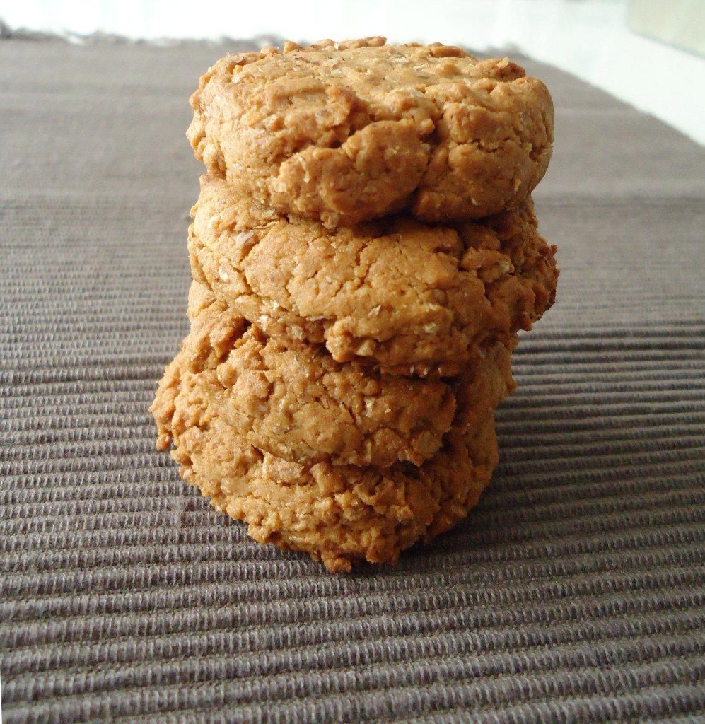 Compassionate Cuisine - Receitas vegetarianas - Bolachas de Manteiga de Amêndoa