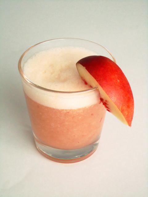 Compassionate Cuisine - Receitas vegetarianas - Ice tea de pêssego