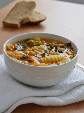 Adaptando uma receita tradicional – Rancho - Receita Vegetariana