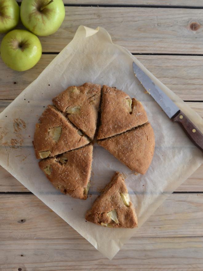 Viagem a Amesterdão + Scones de maçã