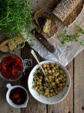 Um convite à conversa, com tapas - Receita Vegetariana