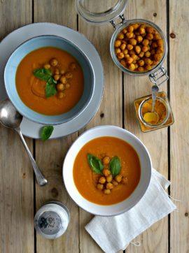 Sobre carotenos - Receita Vegetariana