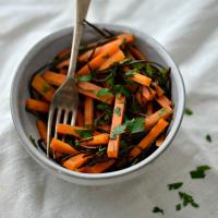 arame carrot salad 200