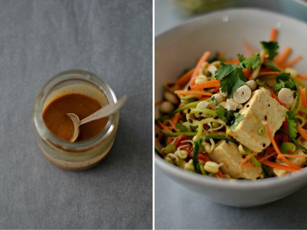 Compassionate Cuisine - Receitas vegetarianas - A minha versão do Pad Thai