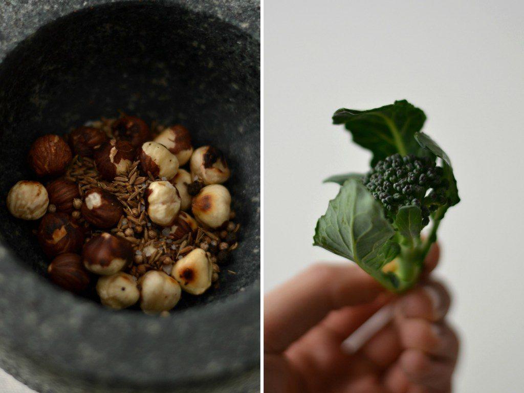 Compassionate Cuisine - Receitas vegetarianas - Creme de brócolos e espinafres