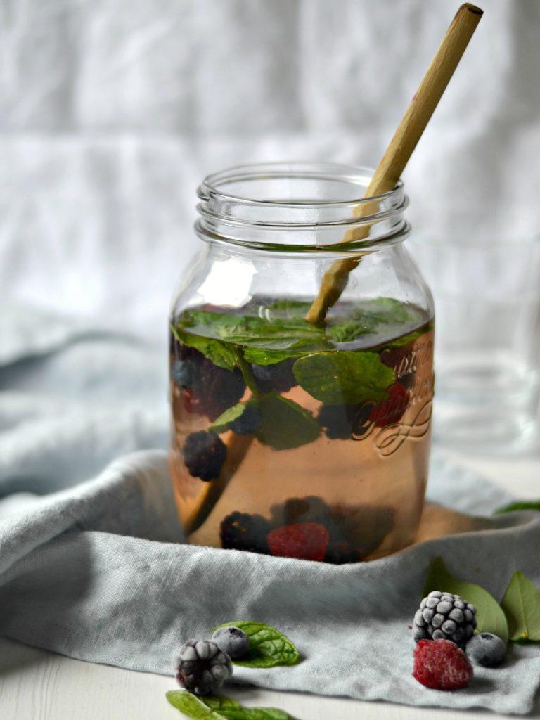 Compassionate Cuisine - Receitas vegetarianas - 5 Bebidas para o Verão