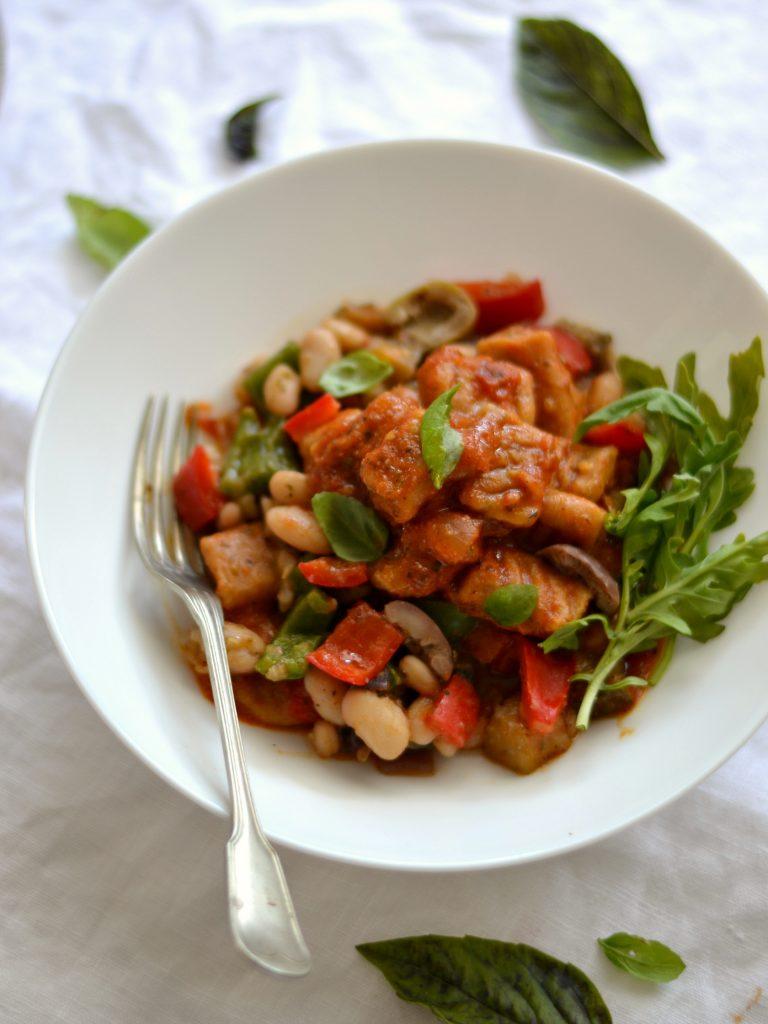 Compassionate Cuisine - Receitas vegetarianas - Gnocchi de Batata-Doce