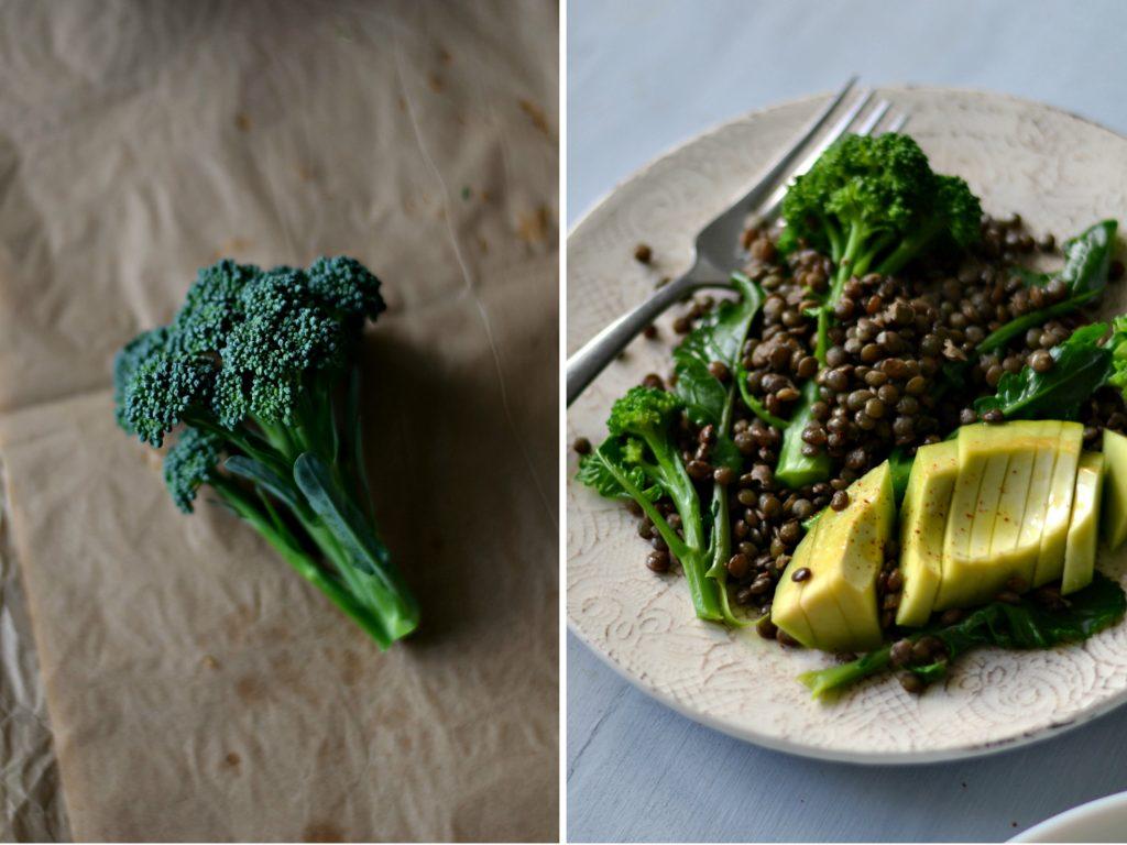 Compassionate Cuisine - Receitas vegetarianas - Salada de Beterraba e Cebola Roxa com Lentilhas