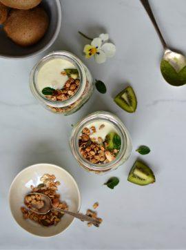 Batido de Kiwi - Receita Vegetariana