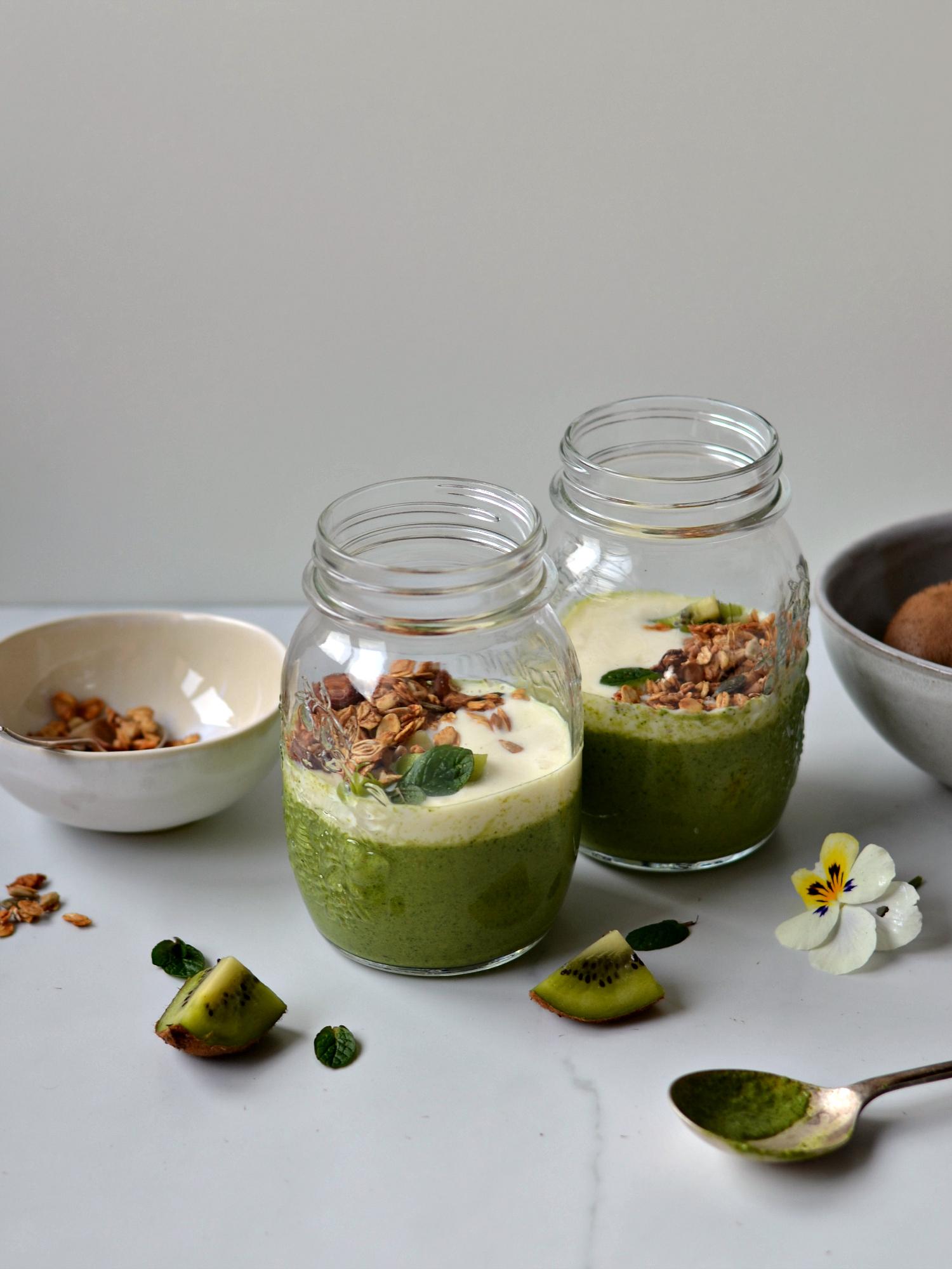 Batido de kiwi compassionate cuisine - Batidos de kiwi ...