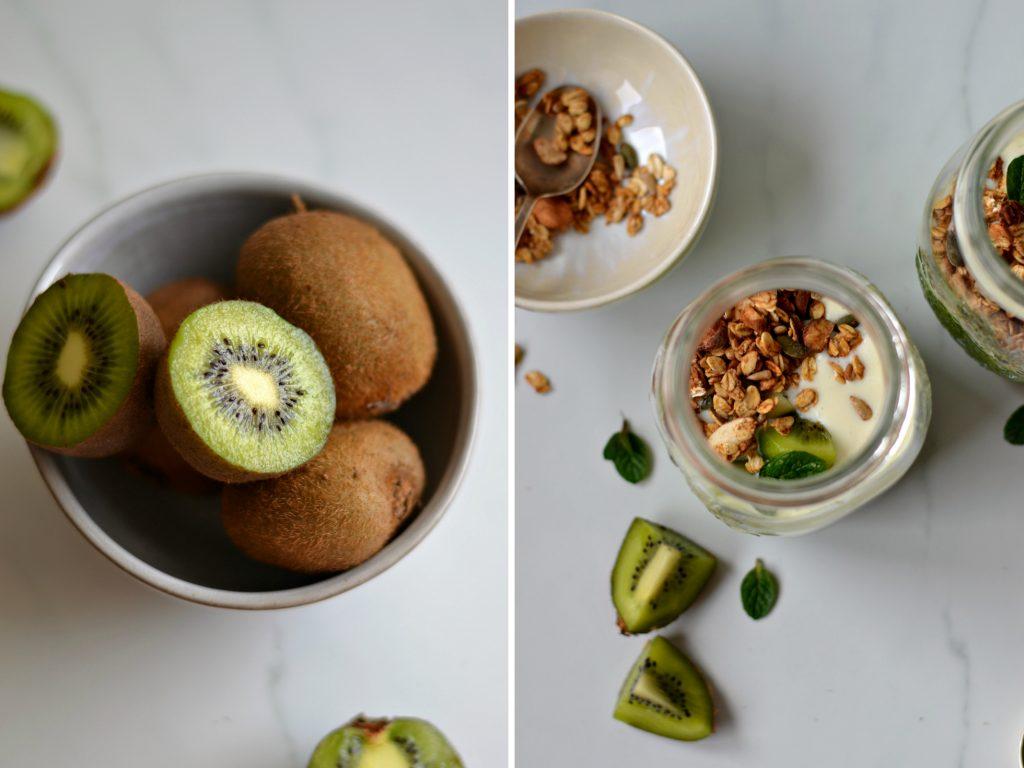 Compassionate Cuisine - Receitas vegetarianas - Kiwi Smoothie