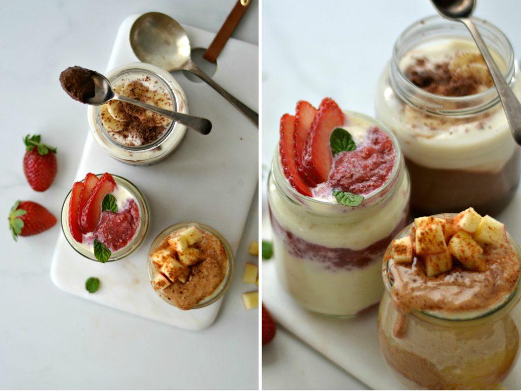 Compassionate Cuisine - Receitas vegetarianas - 3 receitas para pequeno-almoço, em menos de 10 minutos