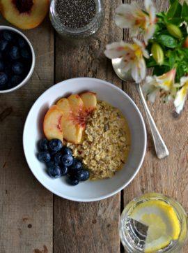 Novos hábitos - Receita Vegetariana