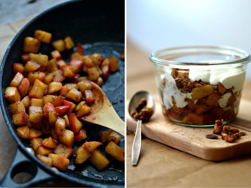 Parfait de Outono - Compassionate Cuisine - Receitas Vegetarianas