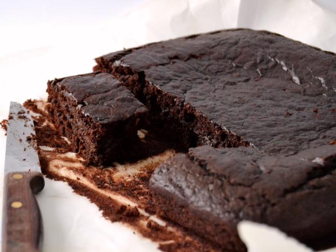 Brownies Vegan - Compassionate Cuisine - Receitas vegetarianas