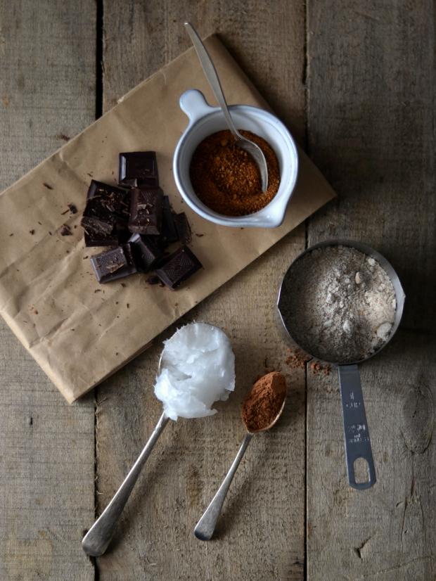 Compassionate Cuisine - Receitas vegetarianas - Fondant de chocolate
