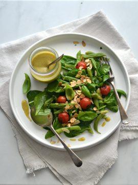 Guia para uma boa salada - Receita Vegetariana