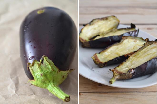 Pasta de beringela - Baba ghanoush - Compassionate Cuisine - Receitas vegetarianas