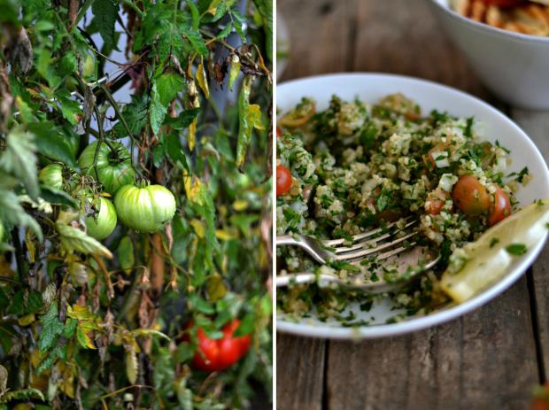 Compassionate Cuisine - Receitas vegetarianas - Tabbouleh