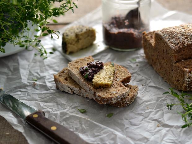 Compassionate Cuisine - Receitas vegetarianas - Um convite à conversa, com tapas