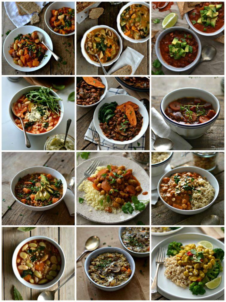 12 receitas de estufados para variar a forma como prepara leguminosas